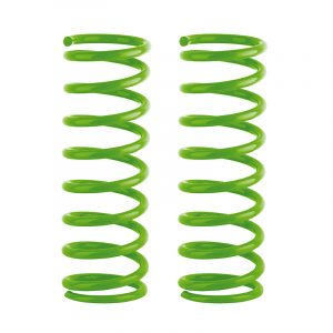 Rear Green Coil Springs