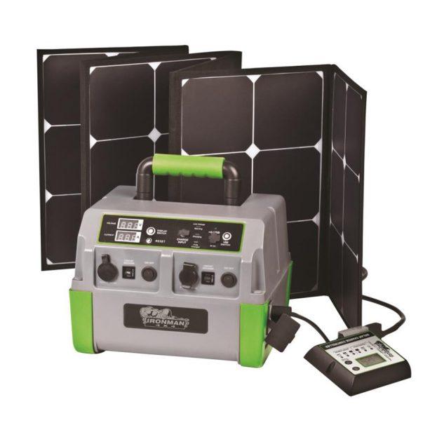 ironman 4x4 portable power pack