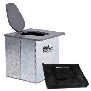 Ironman 4x4 bush toilet-140302