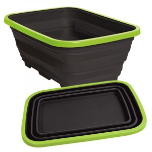 Ironman 4x4 collapsible tub rectangle-140302