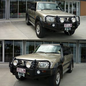 Ironman 4x4 commercial deluxe bullbar-110419