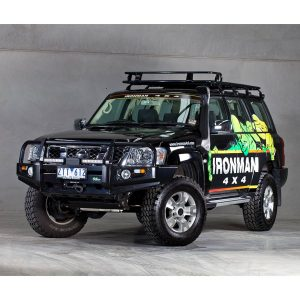 Ironman 4x4 commercial deluxe bullbar-270920