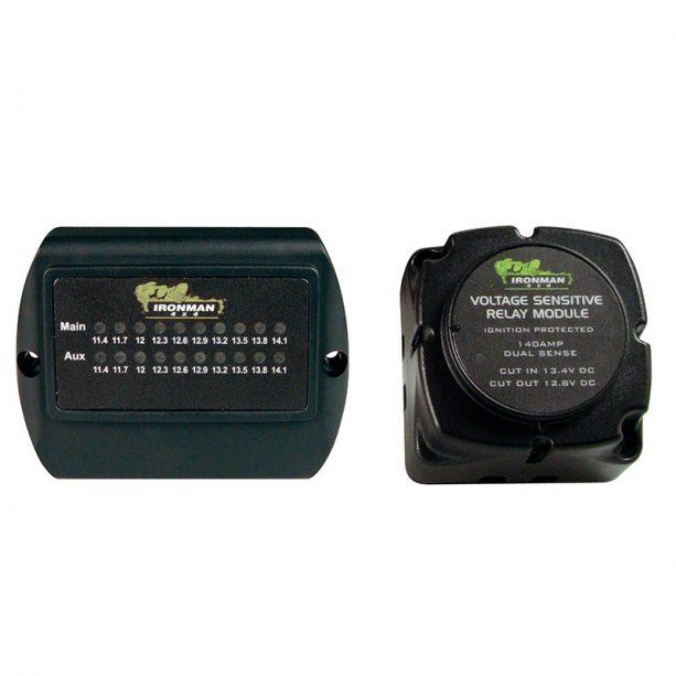Ironman 4x4 dual battery kit 140amp-131211