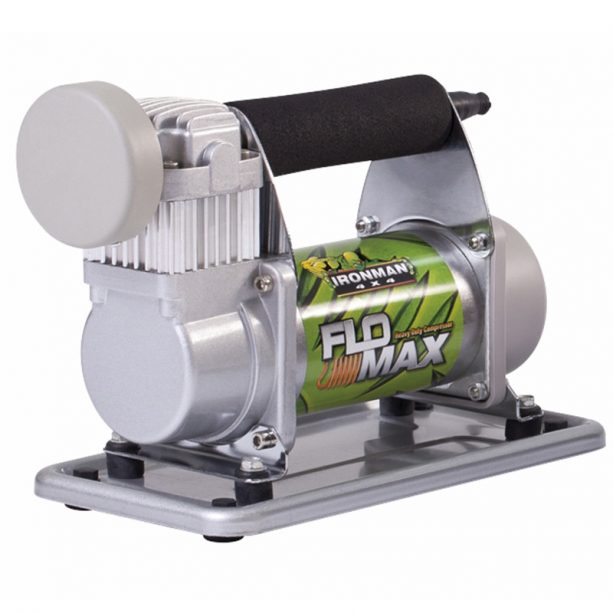 Ironman 4x4 flo max air compressor72l-min12v-130147