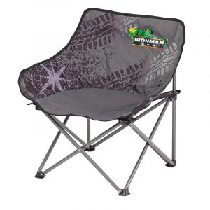 Ironman 4x4 mid size low back camp chair-041001