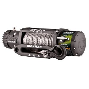 monster winch 12000lbs 12v electric