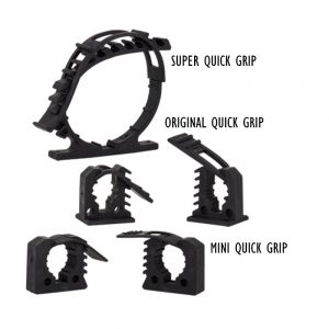 Ironman 4x4 quick grip rubber clamp set-151245