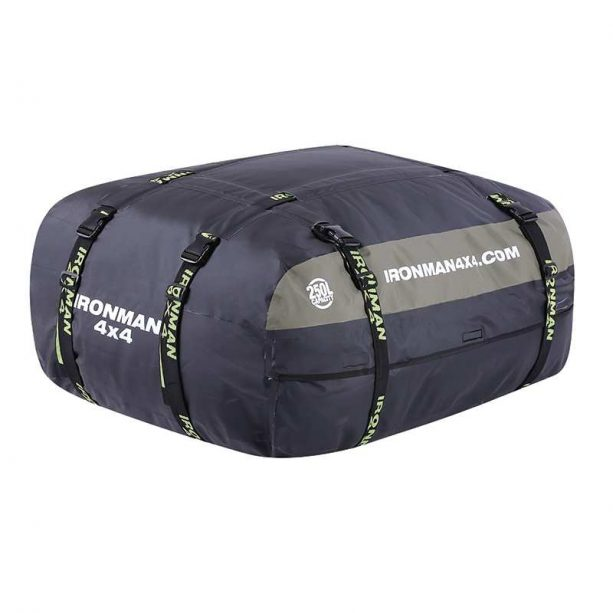 Ironman 4x4 roof top car go bag 250l-030230
