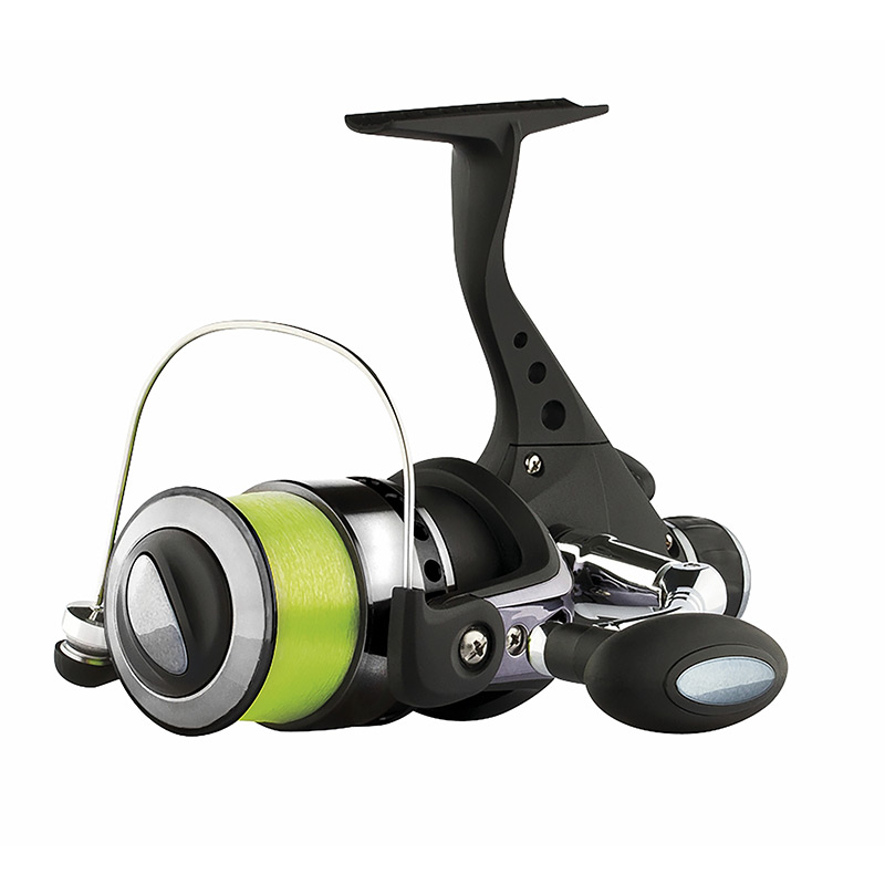 Ironman 4x4 travel master multi fishing reel-140309