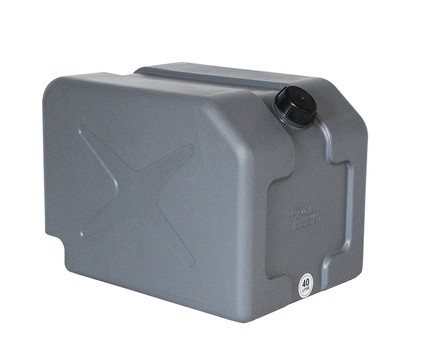 Ironman 4x4 40L Double Jerry Can