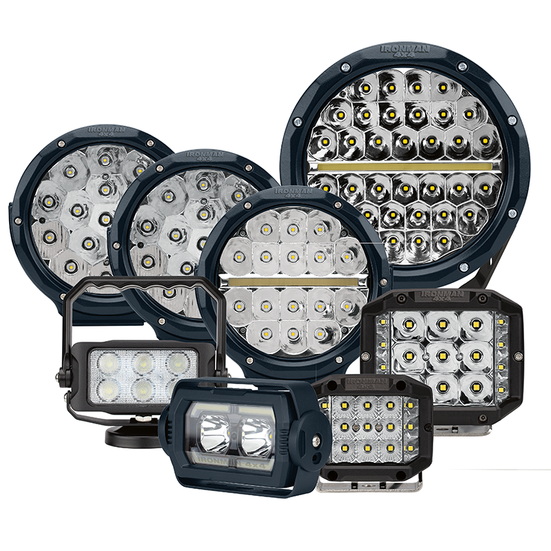 Ironman 4x4 NEW LED Light cover image for website