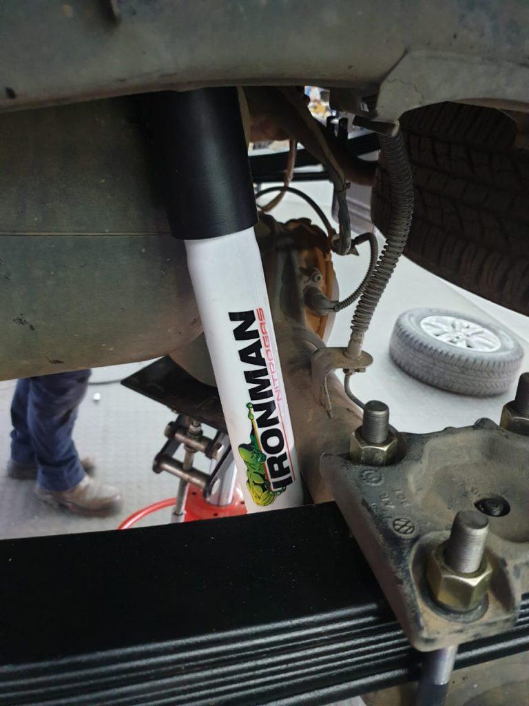 Ironman 4x4 Nitrogas