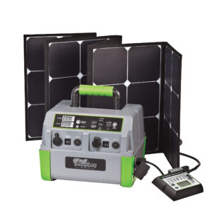 Camping Solar and Power Products